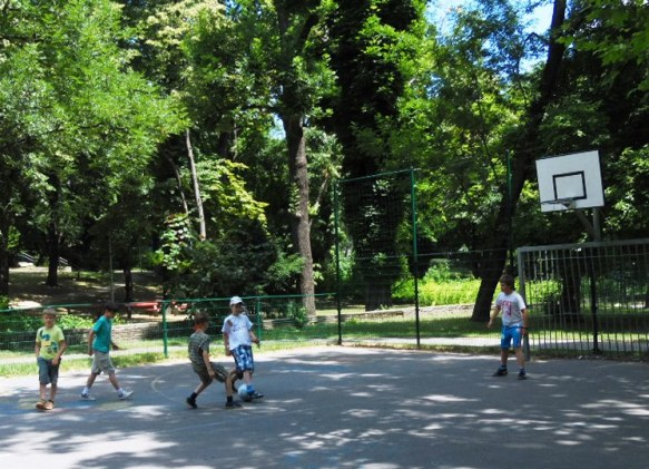 Délutáni sportverseny